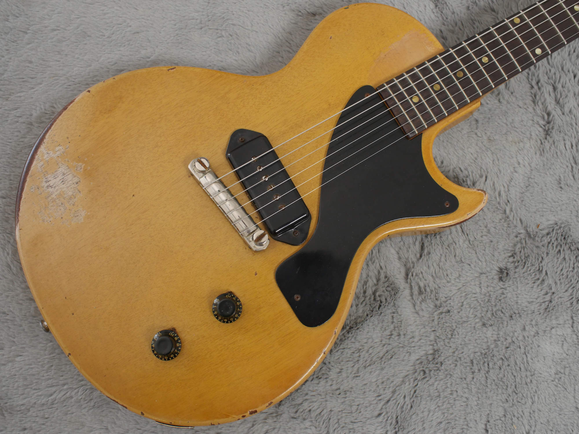 1956 Gibson Les Paul TV Junior + OSSC