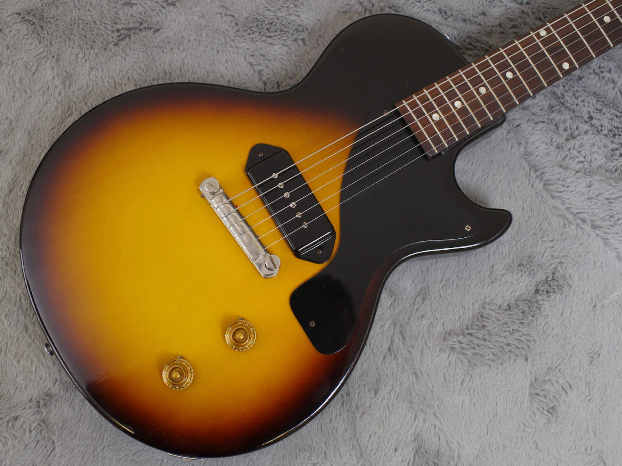 1958 Gibson Les Paul Junior + OSSC Near MINT