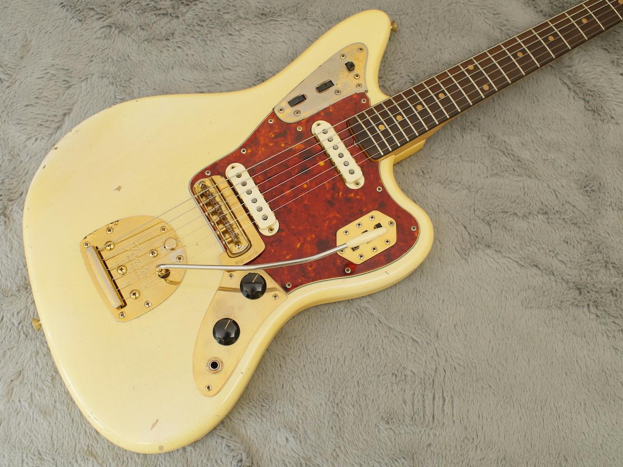 1963 Feder Jaguar Blonde Gold Hardware