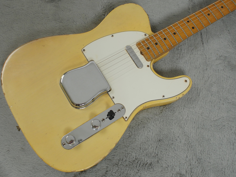 1965 Fender Telecaster + OHSC