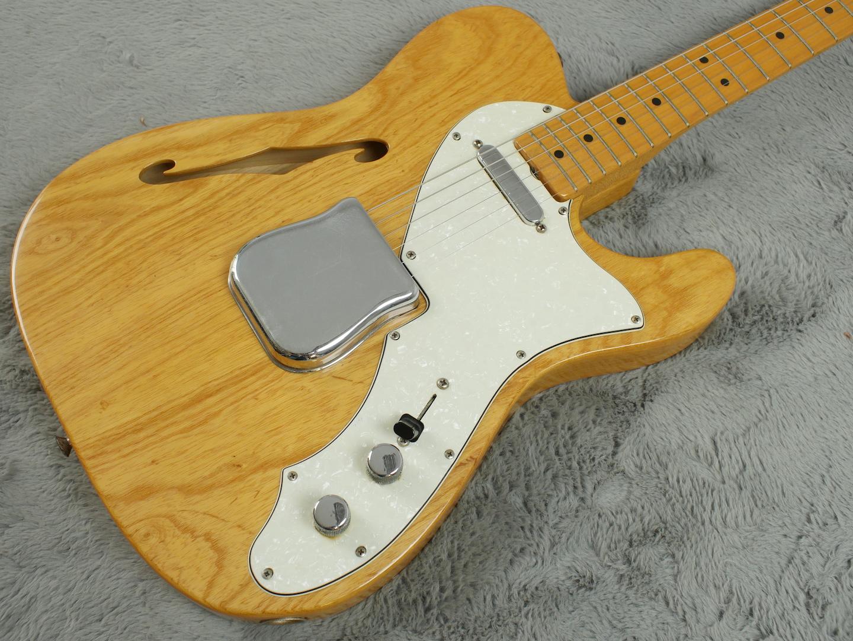 1968 Fender Telecaster Thinline + OHSC