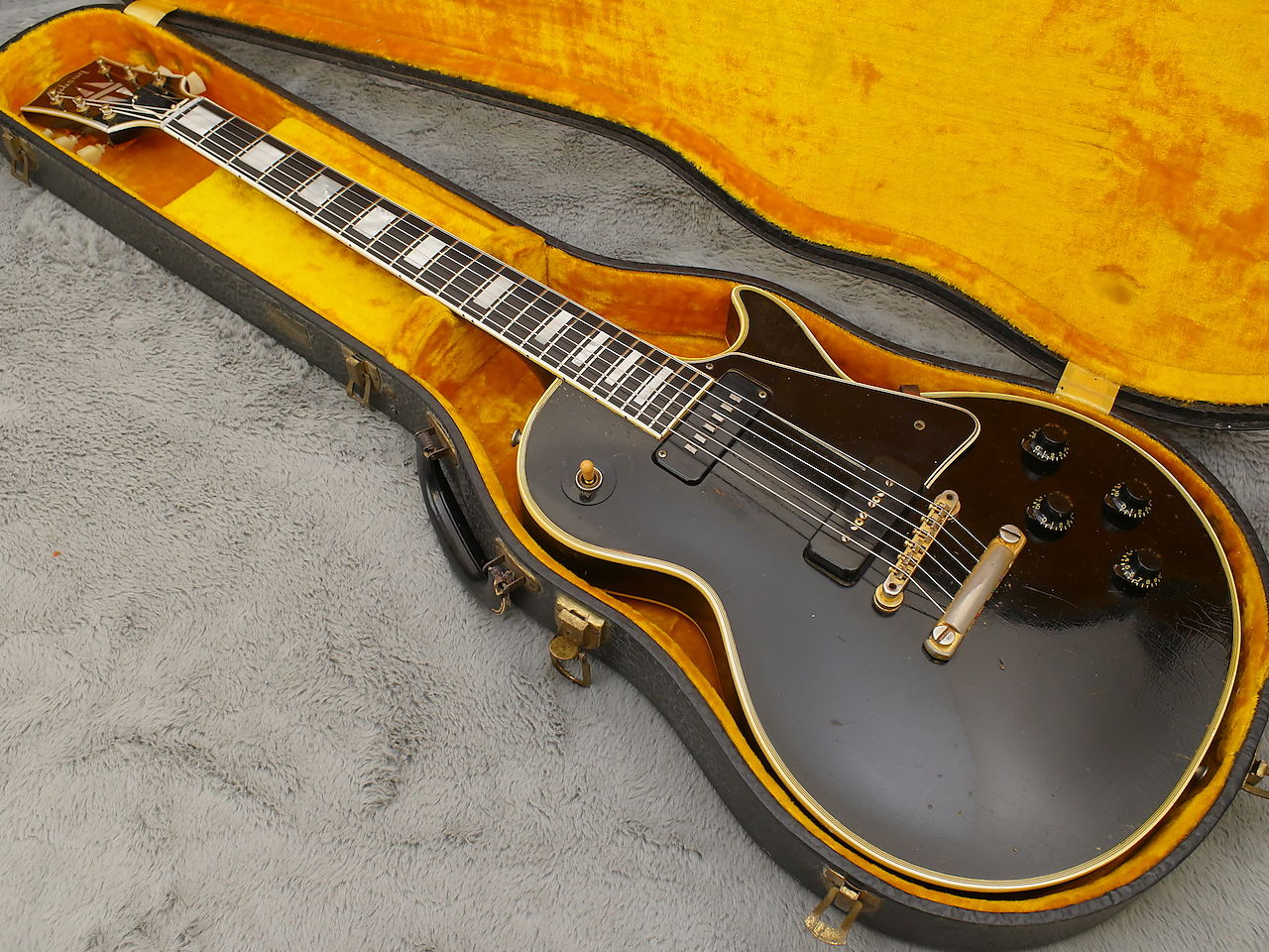 1955 GIBSON LES PAUL CUSTOM