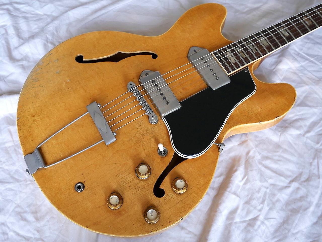 1964 BLONDE GIBSON ES-330 TDN