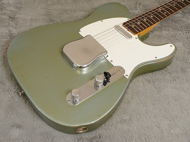 1967 FENDER TELECASTER ICE BLUE METALLIC
