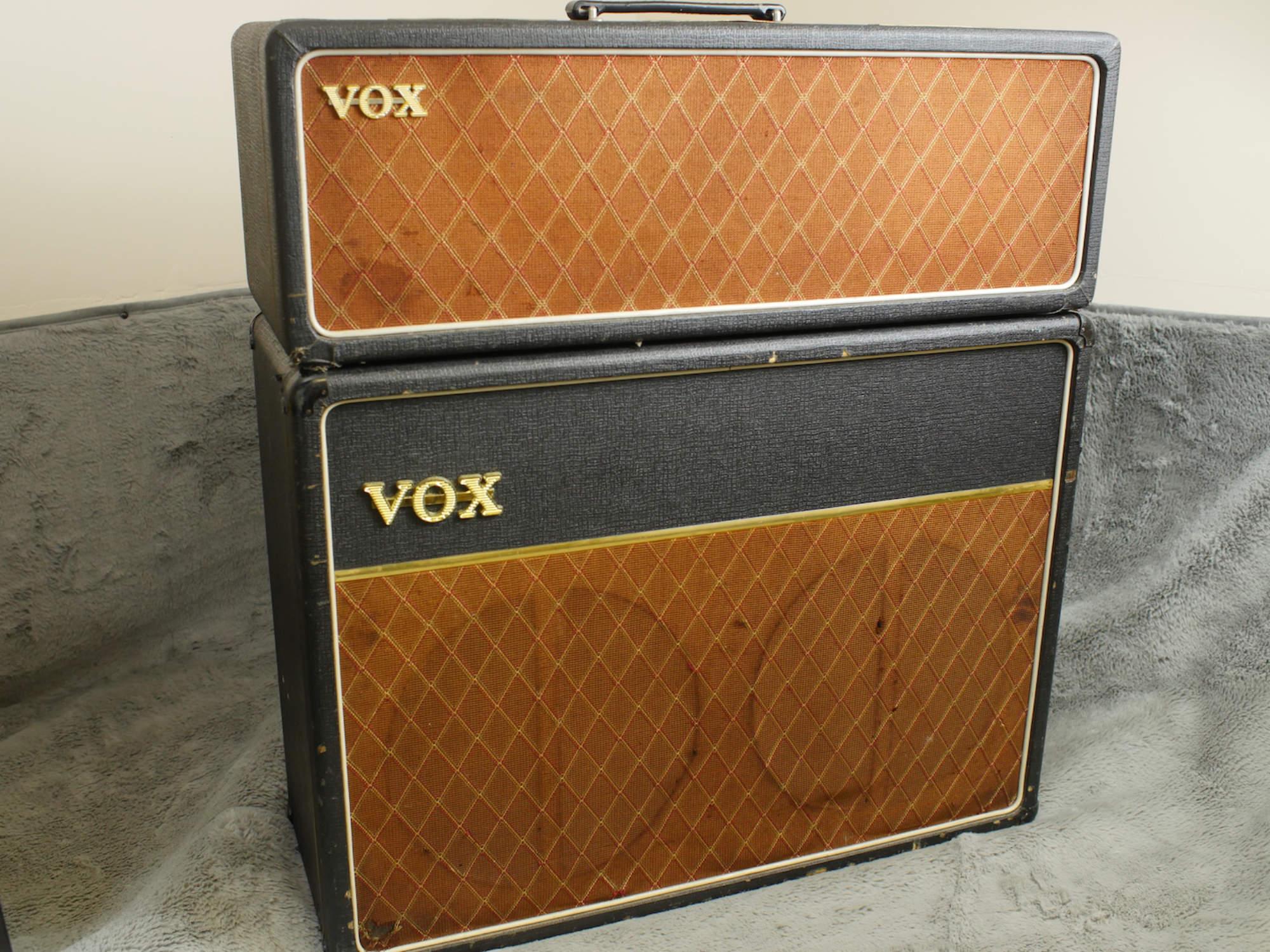c. 1963 JMI VOX AC-30 Super Twin