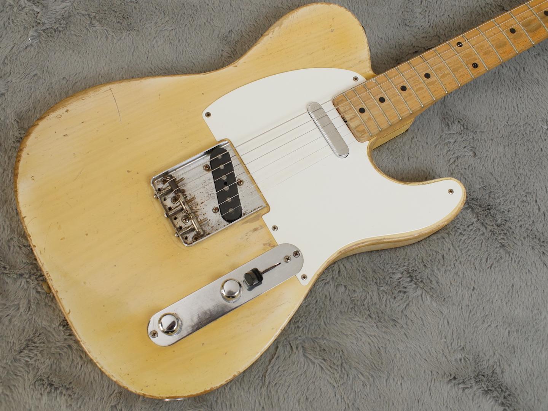 1956 Fender Telecaster + OHSC